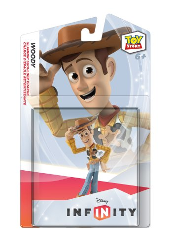 Disney Infinity Figure Woody back-985273