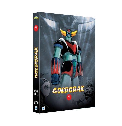 Goldorak - Coffret 1