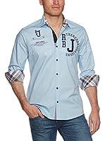 Redbridge Camisa Hombre (Cielo)