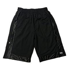 Pro Club Heavyweight Mesh Basketball shorts Black 2XL by pro club