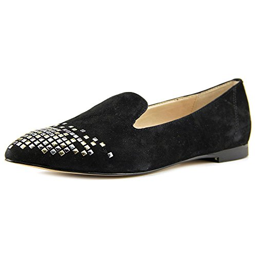French Connection Gilmore Donna US 9.5 Nero Mocassini
