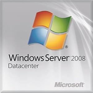 Microsoft Windows Server Datacenter 2008 R2 SP1 OEM (4 CPU)