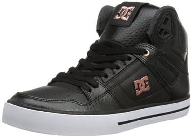DC Shoes Spartan High Wc M Shoe Rsg, Chaussures de skateboard homme - Noir (Rose Gold), 44 EU