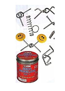 Brain Boggler Gift Tin (Styles May Vary)