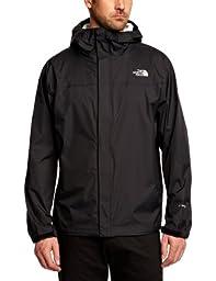 Men\'s The North Face Venture Jacket TNF Black/TNF Black Size XXX-Large
