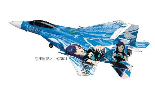 """1/72 F-15E ストライクイーグル """"アイドルマスター2 如月千早"""""""