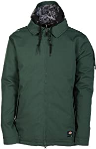 Buy 686 x Dickies Eisenhower Jacket 2014 - Large Green by 686