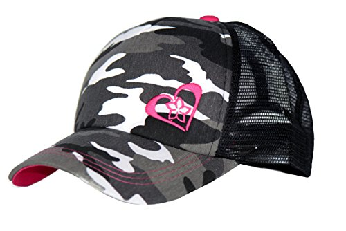 Best Deals! Pink Camo Trucker Hat for Women and Girls of All Ages - Very Stylish Cap - This Womens T...