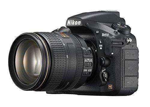 Nikon D810 FX-format Digital SLR w/ 24-120mm f/4G ED VR Lens - NIKON