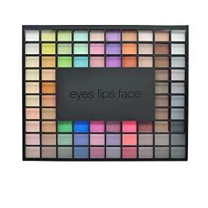 e.l.f. 100 Piece Eyeshadow Palette, 3.7 Ounce