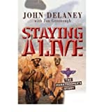 Staying Alive: The Paratrooper's Story (0825460735) by Delaney, John