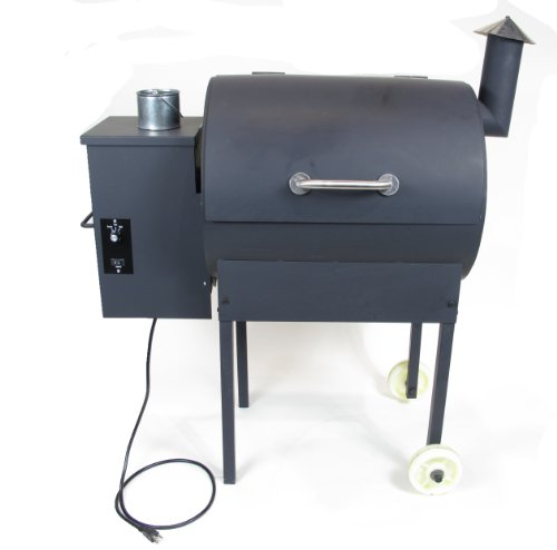 Aviditi Fc-Kl070 Wood Pellet Barbeque Grill