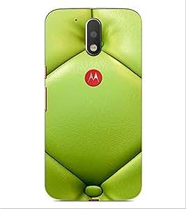 ifasho Designer Phone Back Case Cover Motorola Moto G4 :: Moto G (4th Gen) ( Bad Boy Shull Black Graffiti Illusion Pattern )