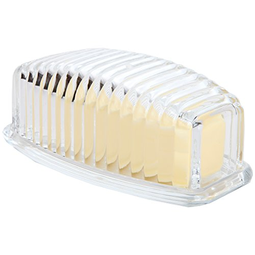 Beehive Acrylic Butter Dish by Arad. (Refrigerator Dishes compare prices)