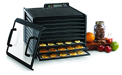 Have a look at these detailed food dehydrator reviews if you want the best product that's available on the market right now.