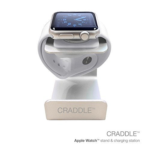 Apple Watch Stand Apple Watch Charging Station - Choose From 6 Colors To Match Your Apple Watch Band Or Style - Complements All Apple Watch Models - Aluminum Build With Surface Protectors - CRADDLE® (Can Crusher Stand compare prices)