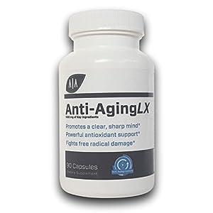 Anti-aging LX - Alpha Lipoic Acid & Acetyl L-Carnitine 90 Capsules