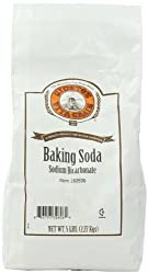 Giustos Vita Grain Baking Soda, 5-pound Bag (Pack of 2)