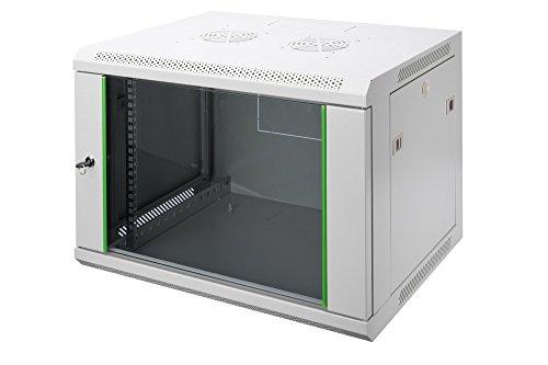 DIGITUS-Professional-9HE-Netzwerk-Wandgehuse-Wandschrank-Dynamic-Basic-Serie-Grau-RAL-7035