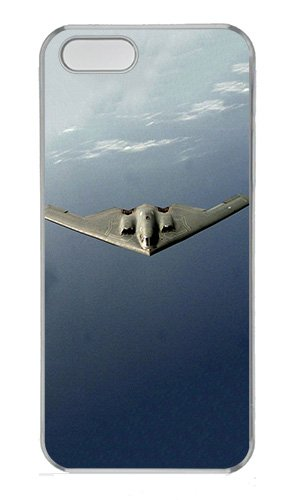 Imartcase Iphone 5S Case, B2 Spirit Us Air Force Pc Hard Case Cover For Apple Iphone 5S Transparent