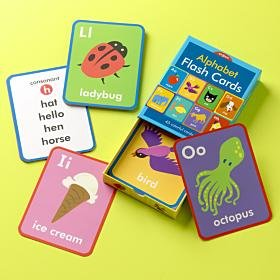 Alphabet Flash Cards - Buy Alphabet Flash Cards - Purchase Alphabet Flash Cards (eeBoo, Toys & Games,Categories,Games,Card Games,Children's Themed Card Decks)