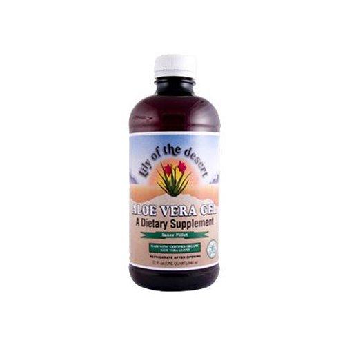 Lily Of The Desert Aloe Vera Juice Inner Fillet -- 32 Fl Oz