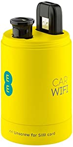 EE Pay As You Go Buzzard Car Wi-Fi with 2GB 4GEE Data