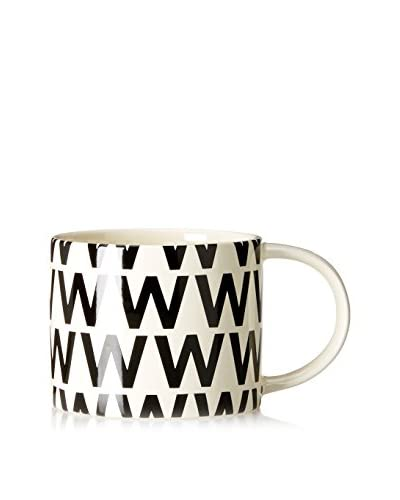 Kate Spade Saturday W Monogram Mug