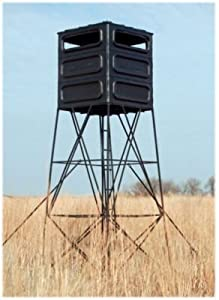 Big Game Treestands The Trophy Box Blind Kit by Big Game Treestands
