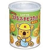 ロッテ コアラのマーチビスケット保存缶 3袋入×10缶