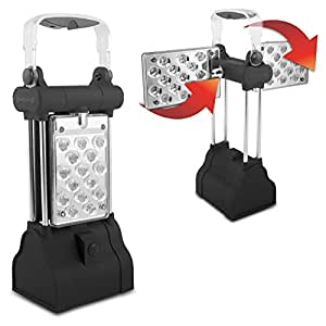 Super Bright 30 LED Swivel Lantern/ Light (Swivels 360°)