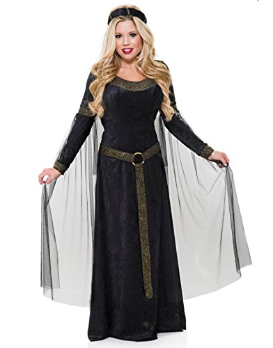 Charades Renaissance Maiden Adult Costume