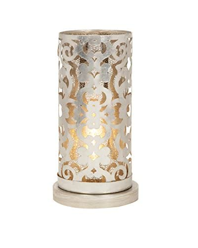 Landry Hurricane Table Lamp As You See