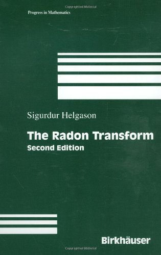 The Radon Transform