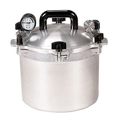 New All American 915 Usa Made 15.5 Quart Pressure Cooker Canner Sale