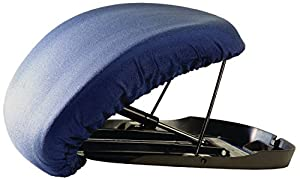 Carex Health Brands UPE 3 UPEASY Lifting Cushion, 200-340 lb