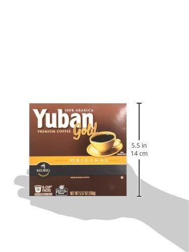 Yuban Gold Original K Cup Packs 18 Count 885840104497