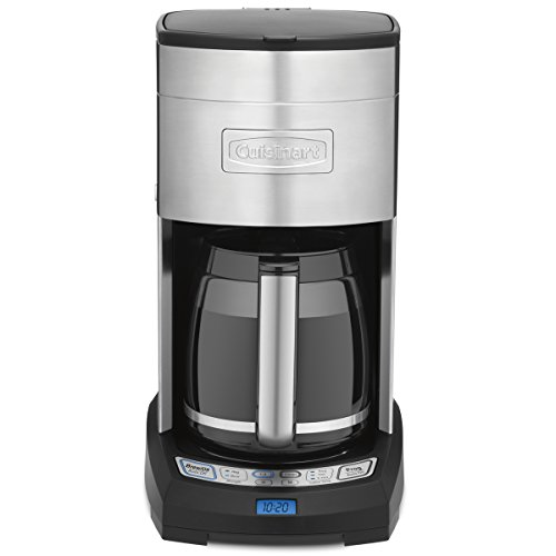 Cuisinart DCC-3650FR Cuisinart DCC-3650FR Extreme Brew 12-Cup Coffee Maker (Certified Refurbished), Silver (Cuisinart Extreme Coffee Maker compare prices)