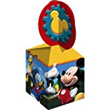 Mickey Mouse Treat Boxes, 4ct