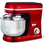 Morphy Richards 400010 Accents Stand Mixer - Red