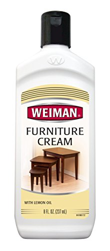 Weiman Furniture Cream with Lemon Oil, 8 fl oz. (Cabinet Cream compare prices)