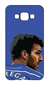 Chelsea Football Club Design - Samsung Galaxy A7 2015 Mobile Hard Case Back Cover - Printed Designer Cover for Samsung Galaxy A7 2015 - SGA7CFCB156