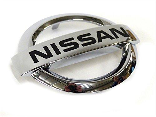 2013-2015 Nissan Versa Note Front Chrome Grille Emblem OEM NEW (Nissan Versa Emblem Front compare prices)