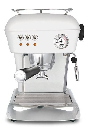 Ascaso Dubbvcw Dream Up Espresso Machine With 16 Bar Water Pump