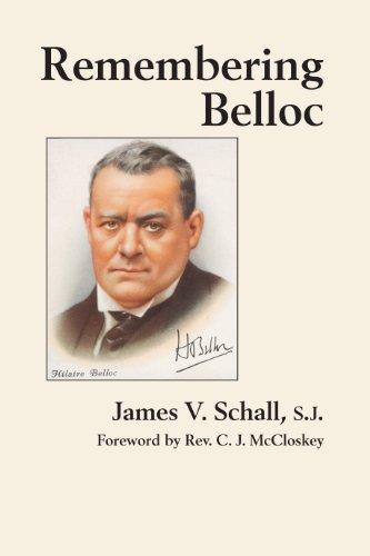 Remembering Belloc