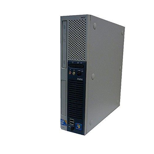 中古デスクトップパソコン NEC MY32B/E-A Corei5-3.2 DVD-ROM Windows7Home 64ビット 2GB モニターなし