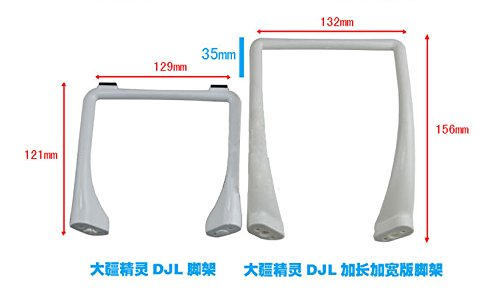 Landing Tall Gear Long Holder Tripod Feet Mount for DJI Phantom 1 2 Vision