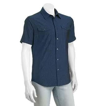 apt 9 modern fit textured woven casual button down shirt