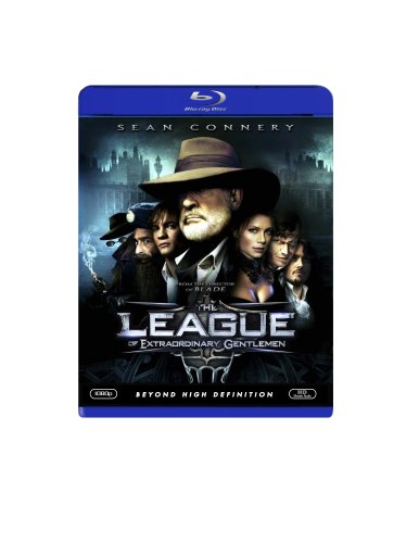 Cover art for  The League of Extraordinary Gentlemen [Blu-ray]
