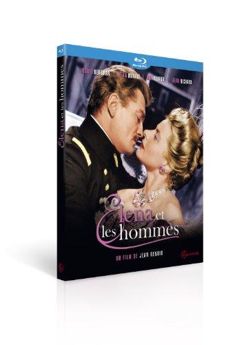 Elena et les hommes [Blu-ray]